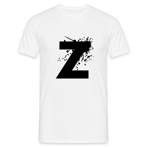 ZP White03 - Men's T-Shirt