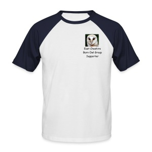 ECBOG Supporter Short Sleeve Raglan T Shirt - Men's Baseball T-Shirt