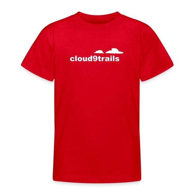 cloud9trails STAFF KIDS tee
