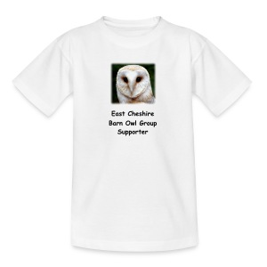 ECBOG Supporter Children's T Shirt - Teenage T-shirt