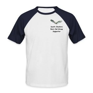 SCBOG Supporter Raglan Short Sleeve T Shirt - Men's Baseball T-Shirt