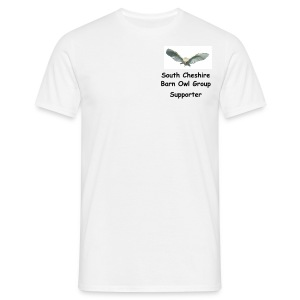 SCBOG Supporter T Shirt - Men's T-Shirt