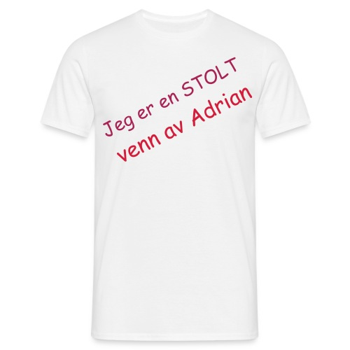 T-skjorte for menn