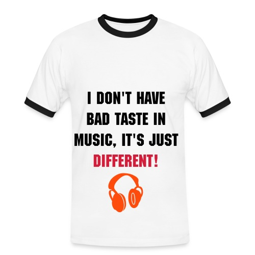Don't Have Bad Tatse - Men's Ringer Shirt