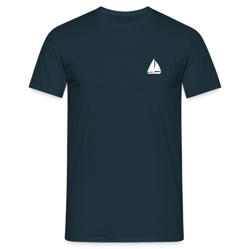 I love Sailing - Segellogo ohne Text - Männer T-Shirt