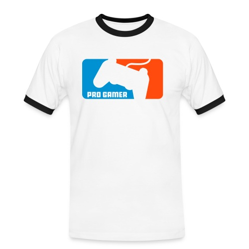 Gunbound-France - T-shirt contrasté Homme