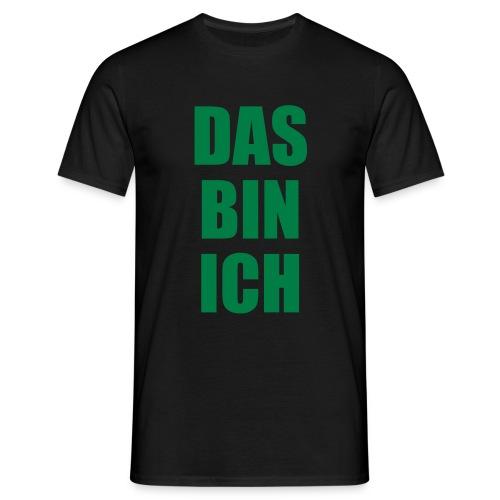 Das bin ich - Männer T-Shirt