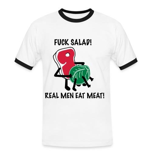 fuck salad - T-shirt contrasté Homme