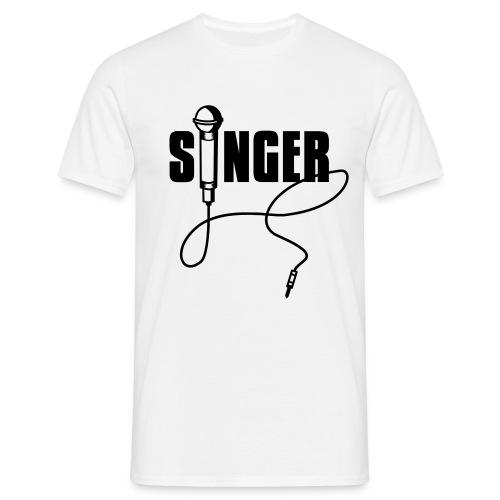 Musiker 002 - Männer T-Shirt