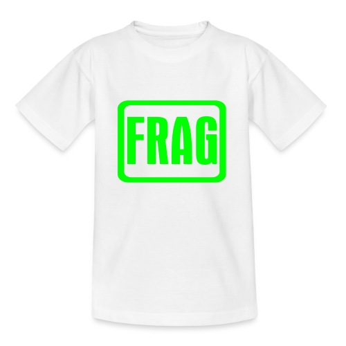 Frag Kids T-Shirt - Teenage T-Shirt