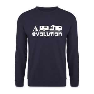 Motorhome - EVOLUTION - Men's Sweatshirt