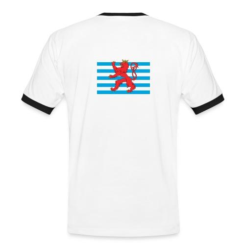Roude Leiw - Männer Kontrast-T-Shirt