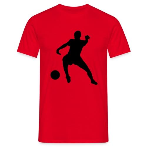 Mål Morten - T-skjorte for menn