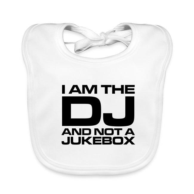 barne tskjorte: I am the DJ