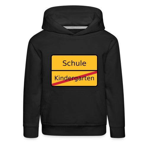 Schule... (Kids) - Kinder Premium Hoodie