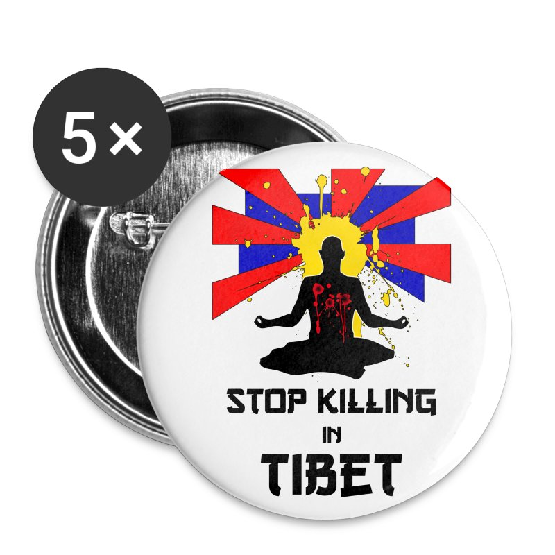 stop killing - Buttons klein 25 mm
