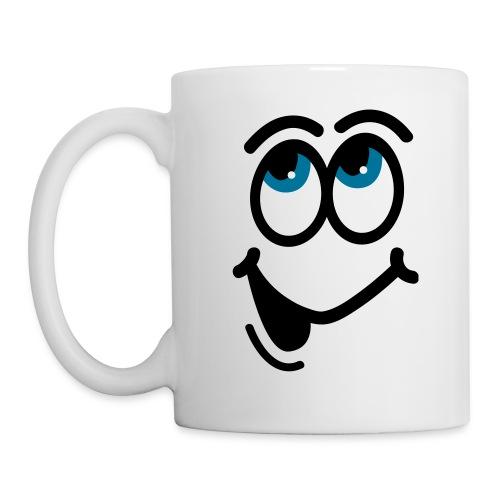 tasse pour gaucher - Mug blanc