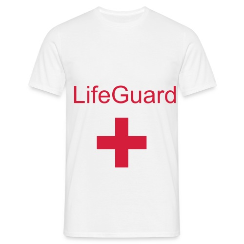 LifeGuard T-Shirt - Men's T-Shirt
