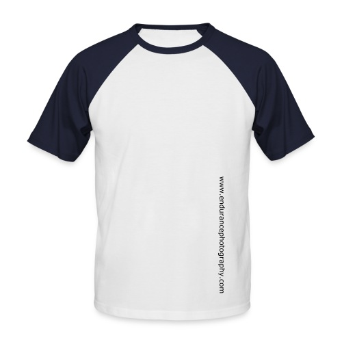 www.endurancephotography.com - Men's Baseball T-Shirt