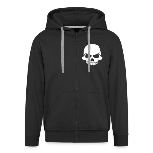 Skull Hoody - Men's Premium Hooded Jacket