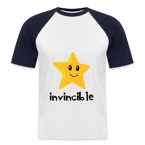 Invincible Tee - Men's Baseball T-Shirt