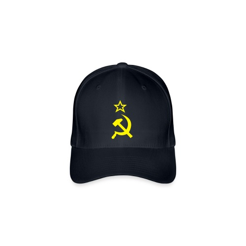 Berretto Falce e Martello - Cappello con visiera Flexfit