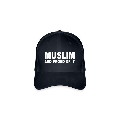 Muslim and proud of it - Casquette Flexfit