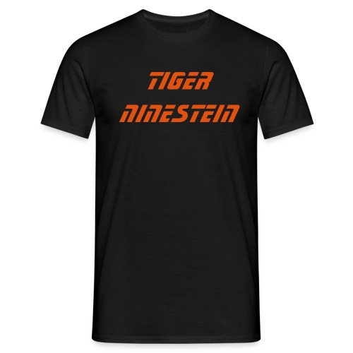 Mens Tiger Ninestein Comfort Fit - Men's T-Shirt