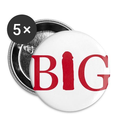 B-cock-g - Buttons medium 32 mm