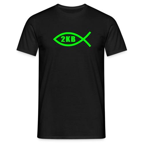 Siika 2KB miesten t-paita - Miesten t-paita