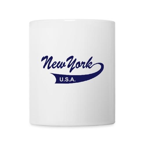 Tasse NEW YORK USA Keramik - Tasse
