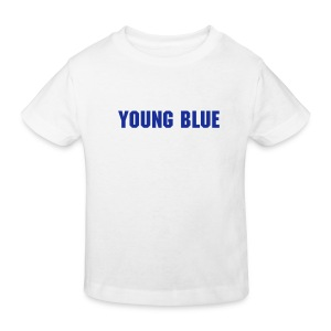 Young Blue - Kids' Organic T-shirt