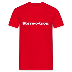 My name is Steve-ooooo - Men's T-Shirt