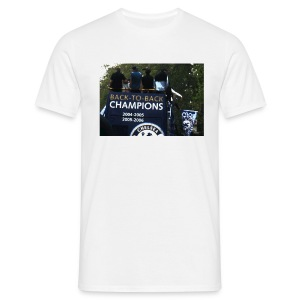 Back to back - Men's T-Shirt