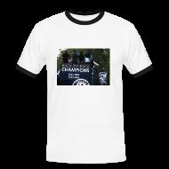 T-Shirts ~ Men's Ringer Shirt ~ Back to back