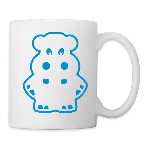 Tasse - Nilpferd - Tasse