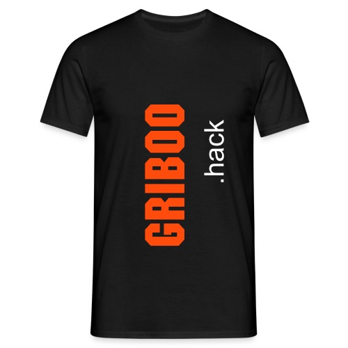 Griboo Tshirt hack 2 ! (homme) - T-shirt Homme