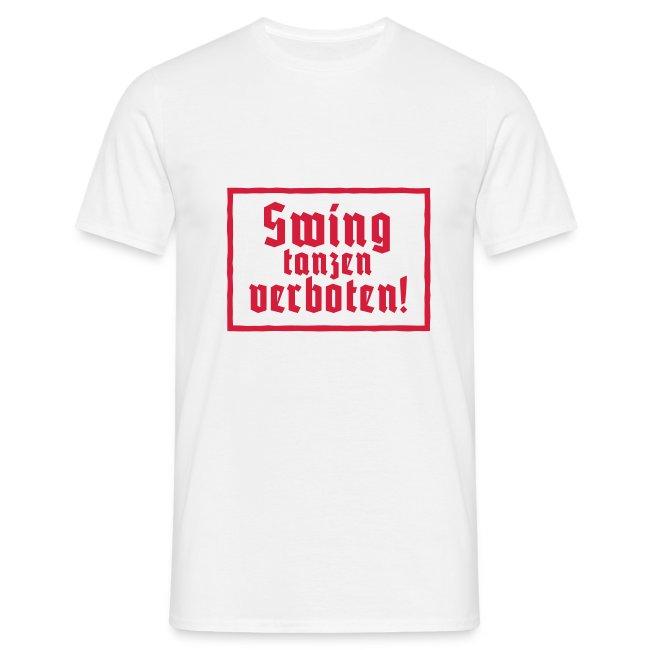 Swing tanzen verboten!