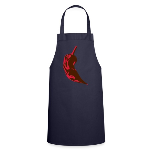 Mexican spicy chili habanero cooking apron - Cooking Apron
