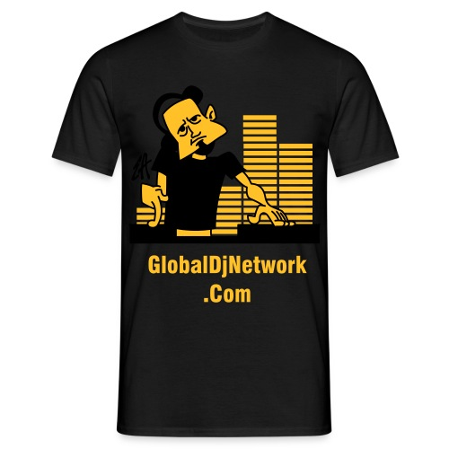 GDJN Dj T - Men's T-Shirt