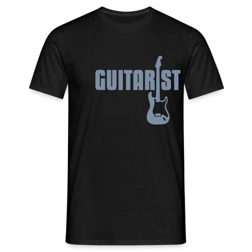 T-shirt Guitarist - Maglietta da uomo