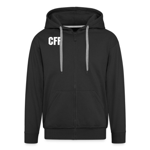 CFF Hoody - Men's Premium Hooded Jacket