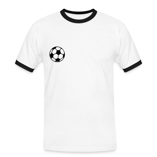 CFF Football T-Shirt - Men's Ringer Shirt