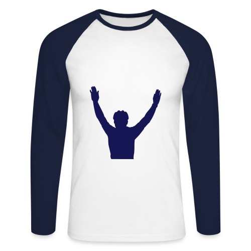 CFF Longsleeve - Men's Long Sleeve Baseball T-Shirt