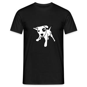 Dog T - Mannen T-shirt