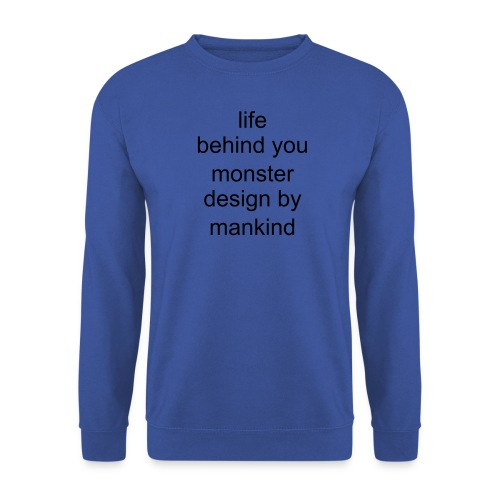slogan - Men's Sweatshirt