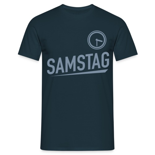 Samstag 15.30 - Männer T-Shirt