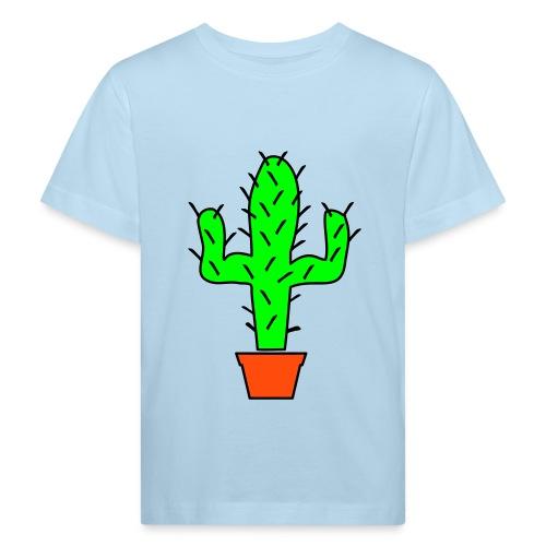 Kaktus - Kinder Bio-T-Shirt