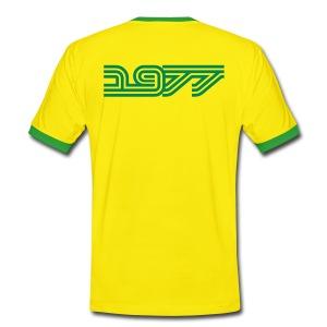 1977 - Men's Ringer Shirt