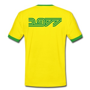 1977 - Men's Ringer Shirt